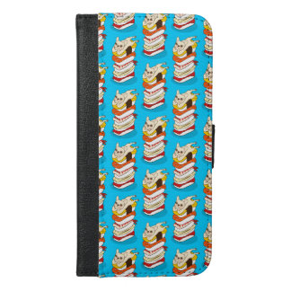 Japanese sushi night for the cute French Bulldog iPhone 6/6s Plus Wallet Case