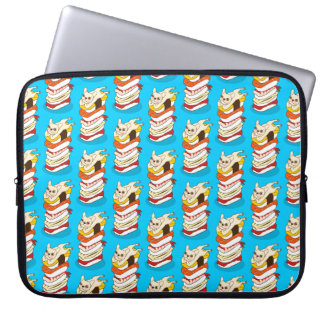 Japanese sushi night for the cute French Bulldog Laptop Sleeve