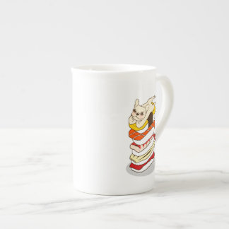 Japanese sushi night for the cute French Bulldog Tea Cup