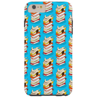 Japanese sushi night for the cute French Bulldog Tough iPhone 6 Plus Case