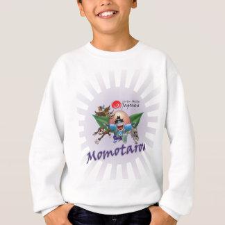 Japanese tales and Myths - Momotarou Sweatshirt