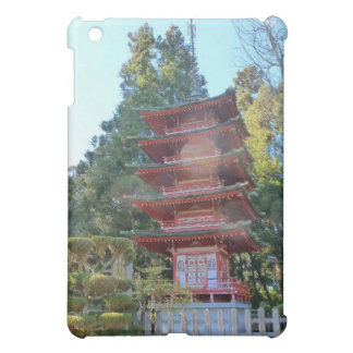 Japanese Tea Garden Pagoda iPad Mini Cases