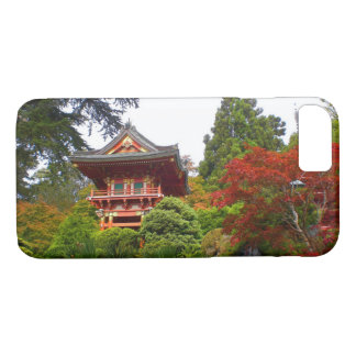 Japanese Tea Garden Temple Gate #3 iPhone 8/7 Case
