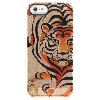 japanese tiger art permafrost® iPhone SE/5/5s case