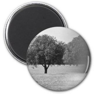 """""""Japanese today art japan modern art Akagi 2 Inch Round Magnet"""