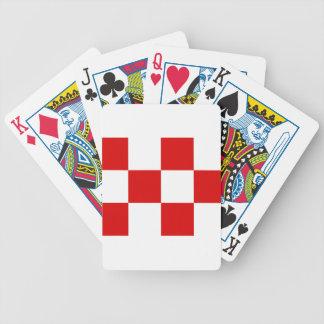 """""""Japanese today art japan modern art Akagi Poker Deck"""