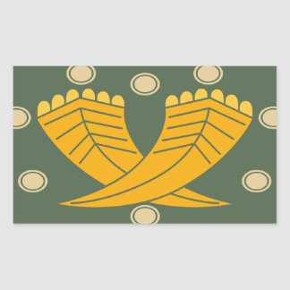 Japanese traditional pattern - CHOJI Sticker