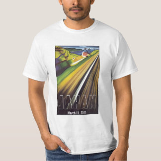 Japanese Travel Poster Tees