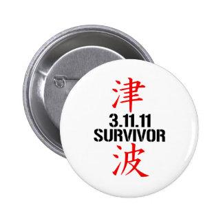JAPANESE TSUNAMI MARCH 11 2011 PIN