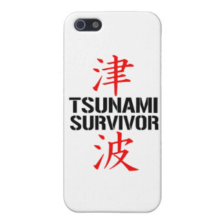 JAPANESE TSUNAMI SURVIVOR COVERS FOR iPhone 5