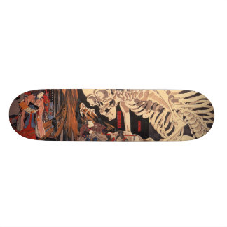 Japanese Ukiyoe Art vol.1 Skate Board