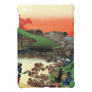 Japanese Village iPad Mini Cover