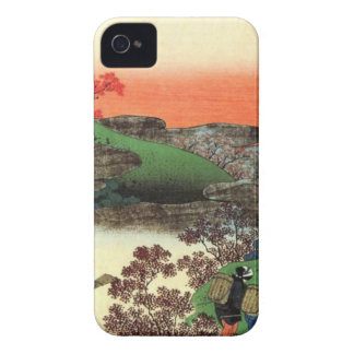Japanese Village iPhone 4 Cover