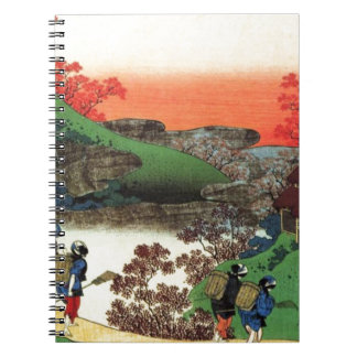 Japanese Village Notebooks