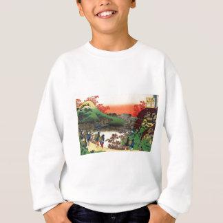 Japanese Village Sweatshirt