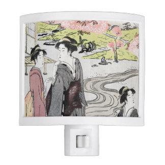 Japanese Vintage Art #1 Nite Lites