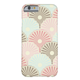 Japanese vintage pattern barely there iPhone 6 case