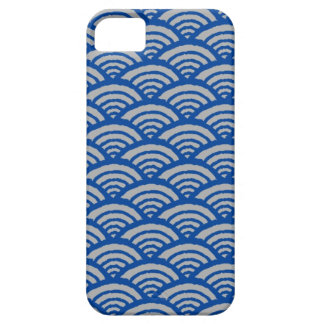 Japanese Wave Pattern iPhone 5 Covers