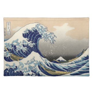 Japanese Wave Placemat