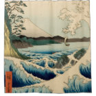 Japanese Waves Ocean Vintage Sea Fuji