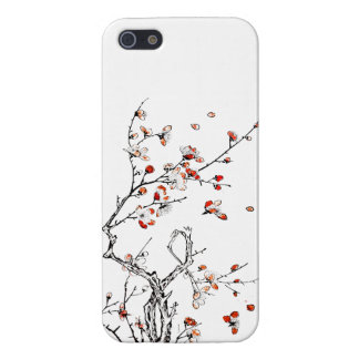 Japanese Wild Blossoms 03 iPhone 5/5S Case