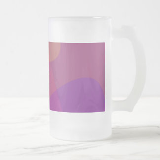 Japanese Wine Frosted Glass Mug