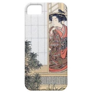 Japanese Women iPhone 5 Case