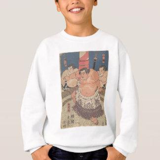 Japanese Woodprint 5 Sweatshirt
