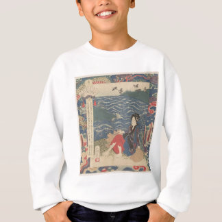 Japanese Woodprint Sweatshirt