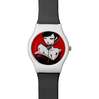 _japanesque_red watch
