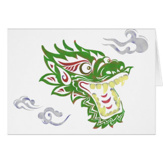 Japonias dragon card