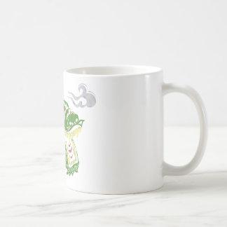 Japonias dragon coffee mug
