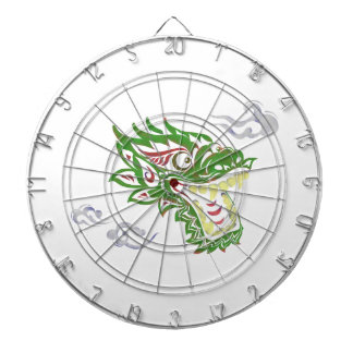Japonias dragon dartboard