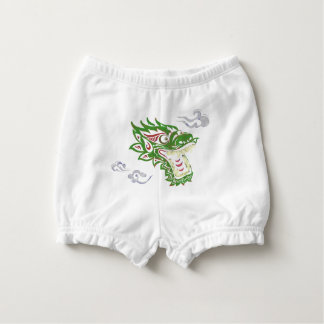 Japonias dragon diaper cover