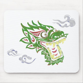 Japonias dragon mouse pad