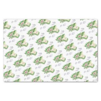 Japonias dragon tissue paper
