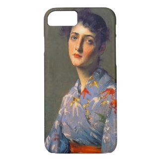 Japonisme Portrait 1890 iPhone 7 Case