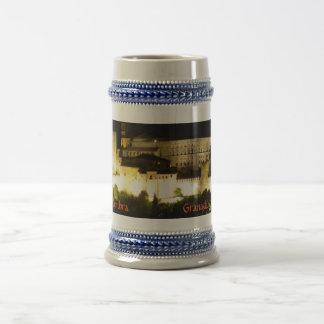 Jar, Alhambra, Granada Beer Stein