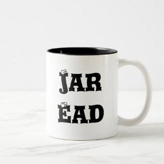 Jar Ead Two-Tone Mug