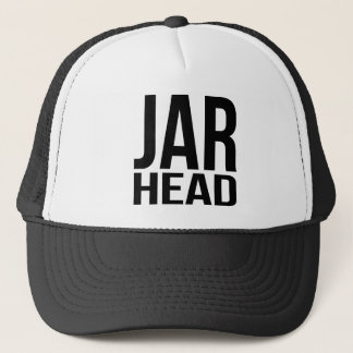 Jar Head Jarhead Trucker Hat
