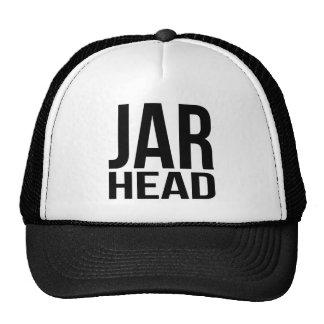 Jar Head Jarhead Trucker Hat