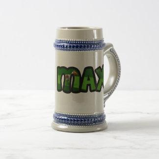 Jar Max beer Beer Stein