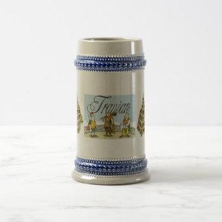 jar travian beer stein