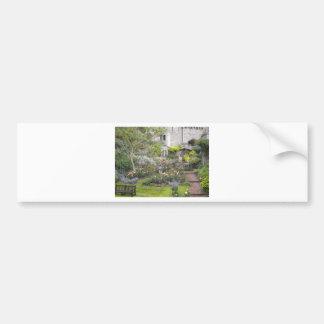 Jardin anglais autocollants pour voiture