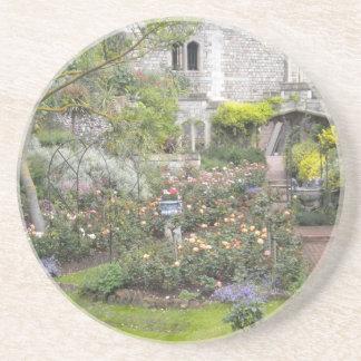 Jardin anglais dessous de verre