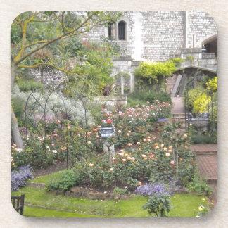 Jardin anglais dessous-de-verre