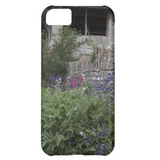 Jardin anglais - église coques pour iPhone 5C