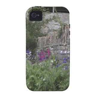 Jardin anglais - église coque iPhone 4/4S