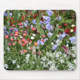 Jardin anglais Mousepad de pays Tapis De Souris