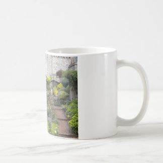 Jardin anglais mug blanc